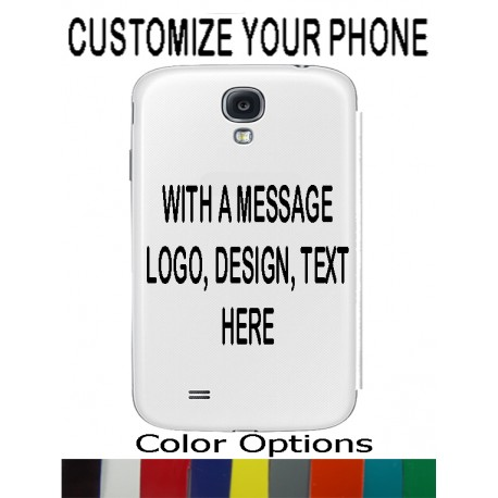 Custom Personalize Decals for Cell Phones