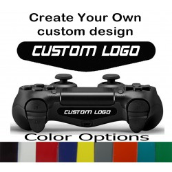 Personalized Playstation PS4 Controller Custom Design LightBar Decal Sticker