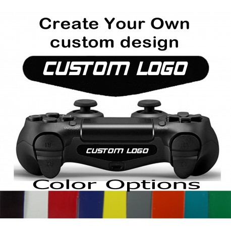 Playstation PS4 Controller Custom Design LightBar Decal Sticker
